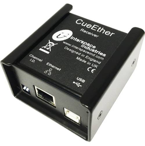 Interspace Industries CueEther Receiver